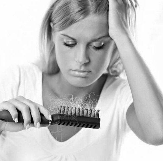 Frena la caída de tu cabello